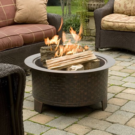 CobraCo Woven Base Cast Iron Fire