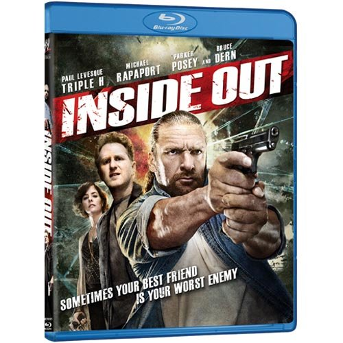 Inside Out (Blu-ray) (Exclusive) (Widescreen)