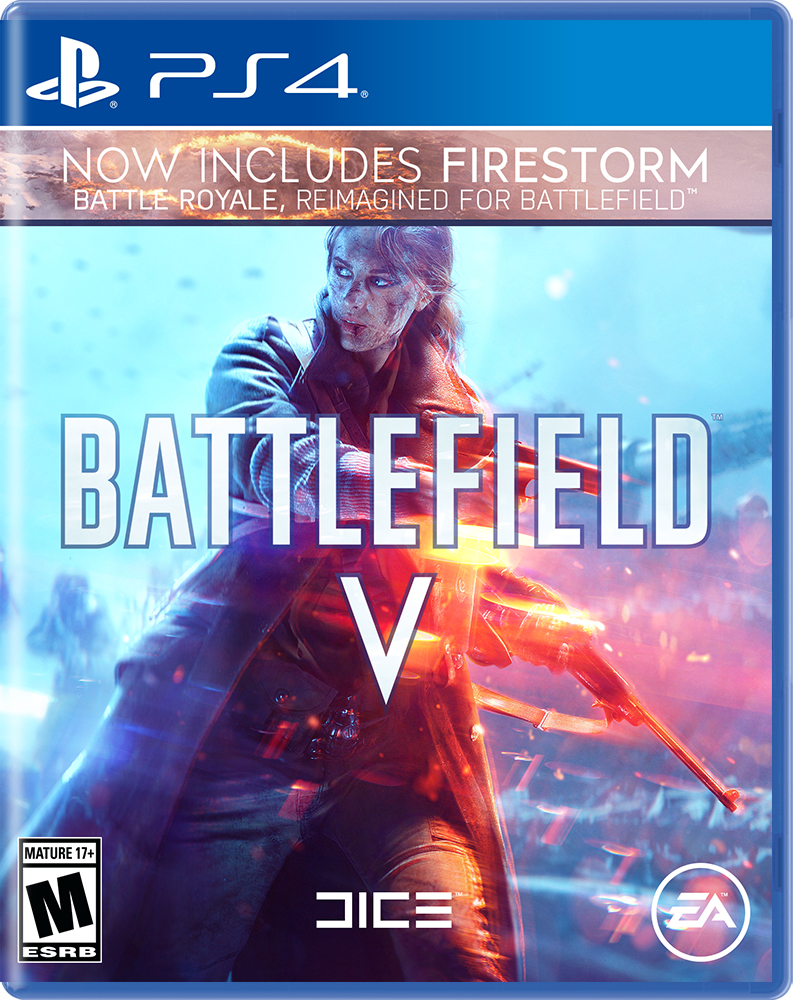Battlefield V, Electronic Arts, PlayStation 4, 014633372458 - Walmart.com