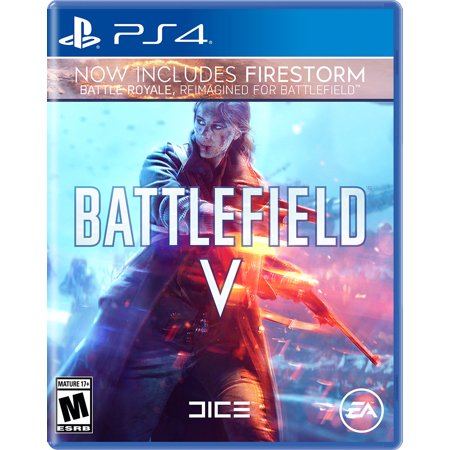 Battlefield V, Electronic Arts, PlayStation 4, 014633372458