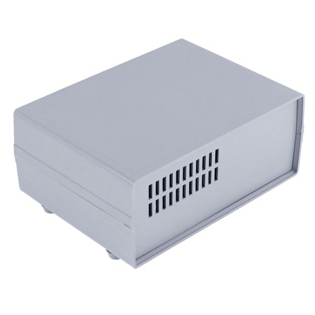 DIY Project Power Enclosure Electrical Junction Box 16.5 x 12 x 6.8cm