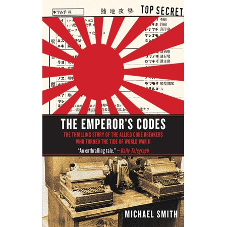 The Emperor's Codes : The Thrilling Story of the Allied Code Breakers Who Turned the Tide of World War II](Halloween Code Breaker)