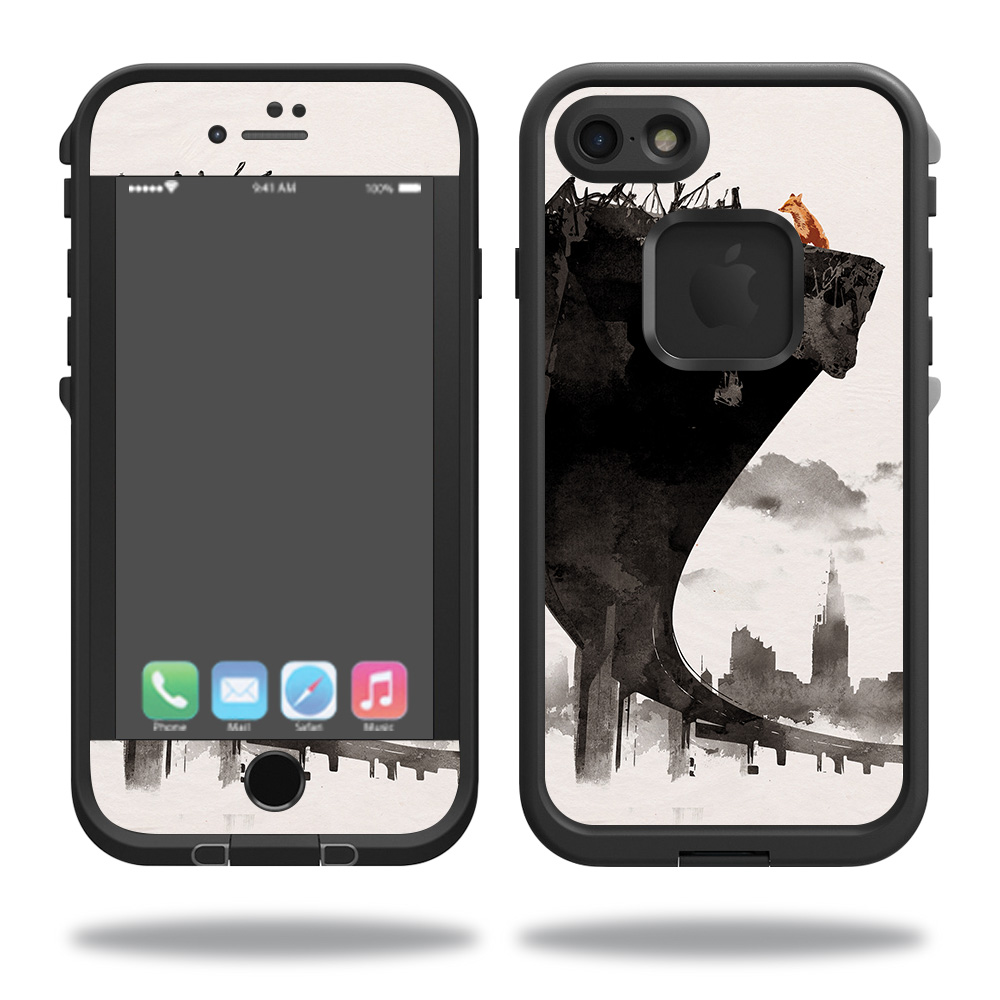 MightySkins Skin Decal Wrap Compatible with Lifeproof Sticker Protective Cover 100's of Color Options
