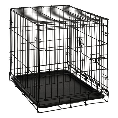 Fits 24' Crates (Carlson Wire Crate Double Door Small, 24