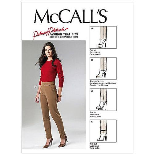 Misses' Pants-A5 (6-8-10-12-14)
