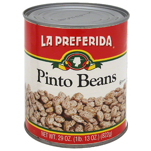 La Preferida Pinto Beans, 29 oz (Pack of 12)