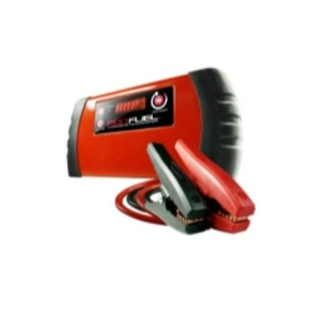 Red Fuel By Schumacher Electric Lithium Ion Jump - Electric Starter Gear