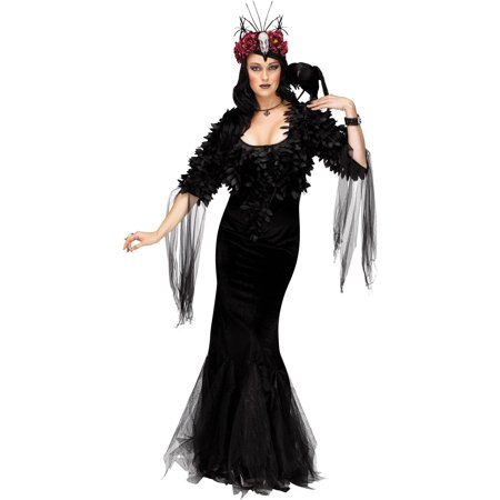 Raven Mistress Women's Adult Halloween Costume