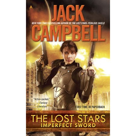 The Lost Stars: Imperfect Sword - eBook