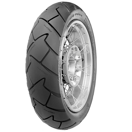 CONTINENTAL Trail Attack 2 Adventure Touring Dual Sport Radial Tire Rear 130/80HR17