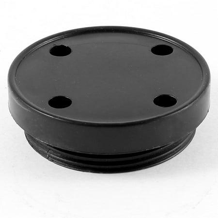 Unique Bargains Rotary Hammer Part 34mm Thread Plastic Oil Cap Cover for  16