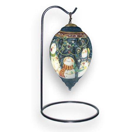 Ne 'Qwa Art ST-011 Contemporary Hanging Ornament - Ne Qwa Halloween Ornaments