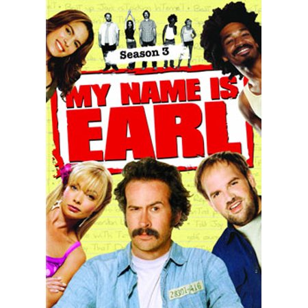 My Name Is Earl: Season 3 (DVD)](Earl Grantham)
