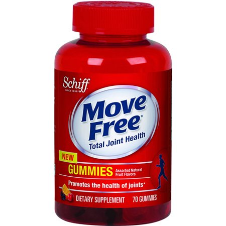 Schiff Move Free Total Joint Health Gummies, 70 ct (Total Joint Care)