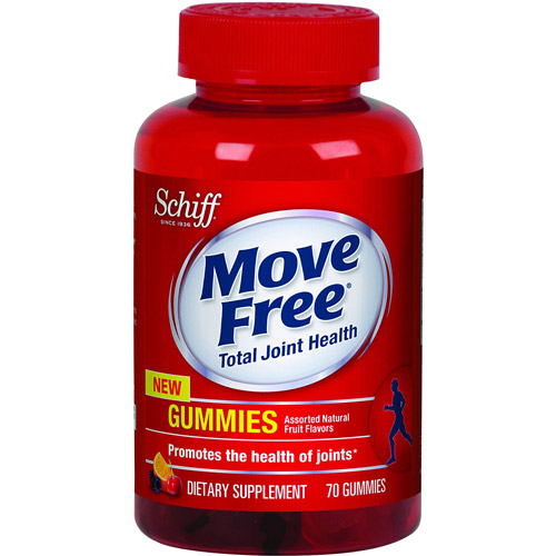 Schiff Move Free Total Joint Health Gummies, 70 ct