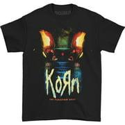 Korn Men's 2014 Tour T-shirt Small Black