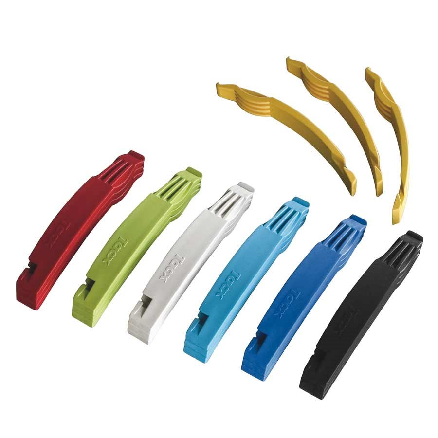 Tacx T4600 tire levers, Set of 3