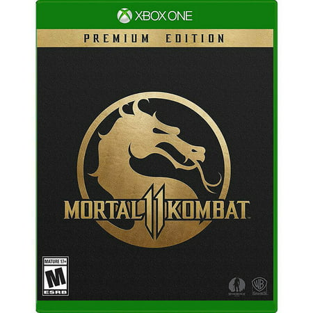 Mortal Kombat 11 Premium Edition, Warner Bros, Xbox One, 883929673742 - Baraka Mortal Kombat