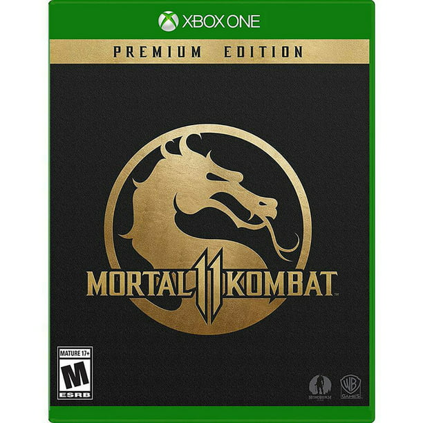 Mortal Kombat 11 Premium Edition, Warner Bros., Xbox One, 883929673742