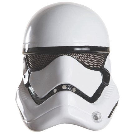 Stormtrooper Half Helmet Child Halloween Accessory