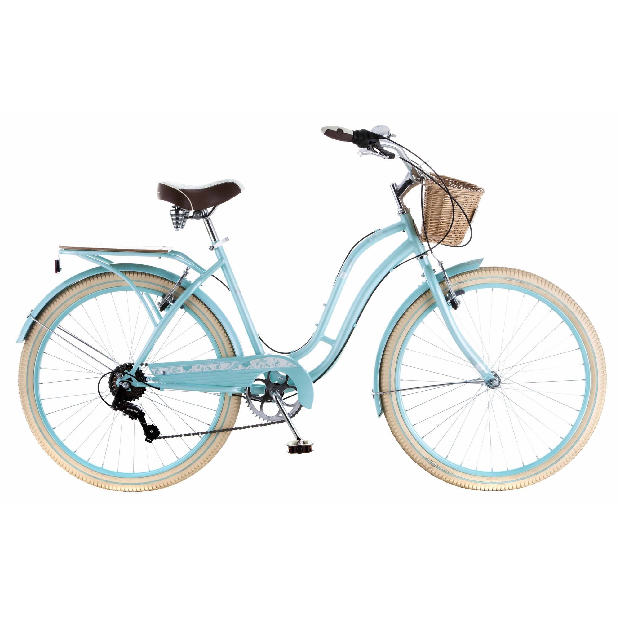 "26"" Women's Schwinn Cabo Cruiser Women's Bike, Blue"