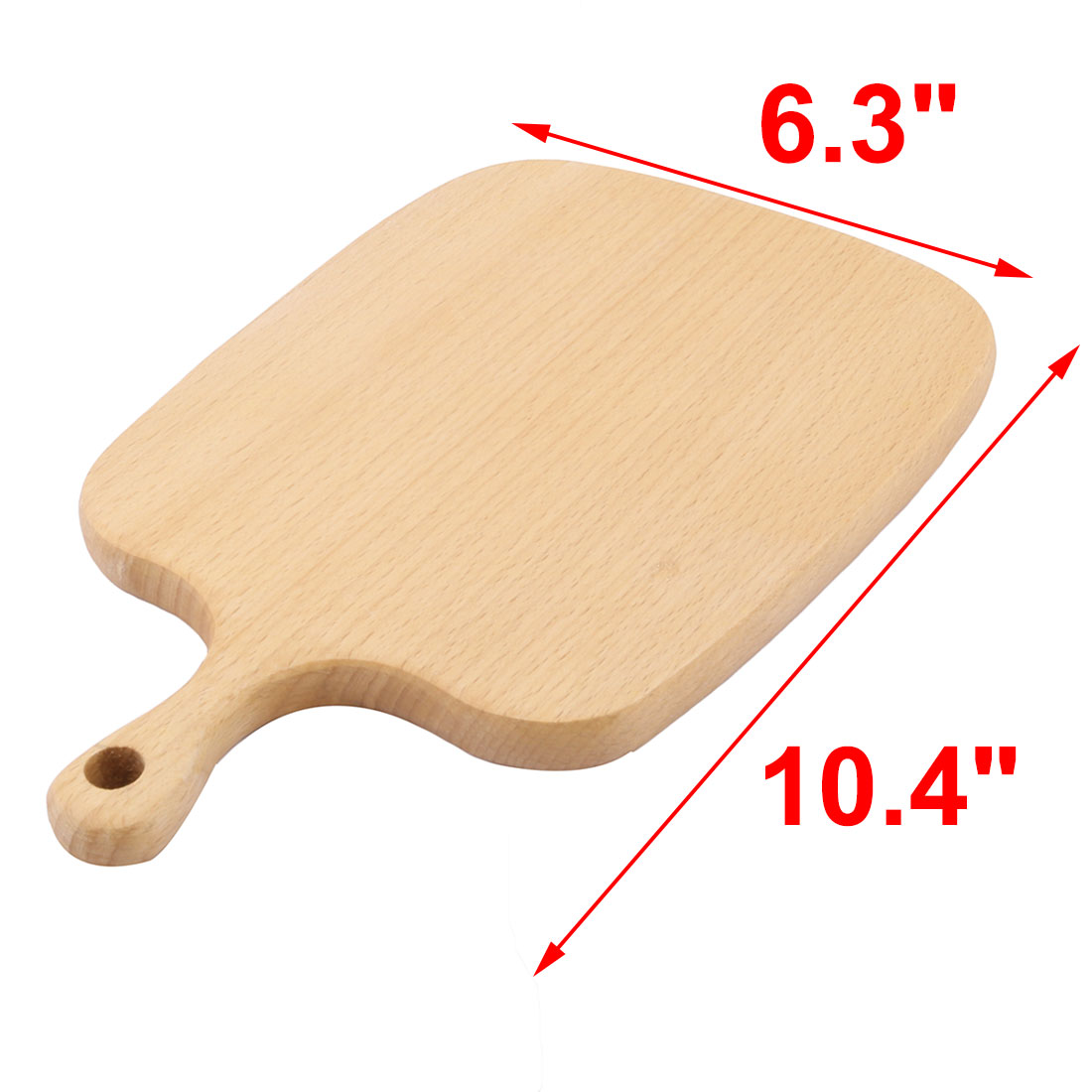 Household Kitchen Wood Food Meat Fish Fruit Tomato Cutting Chopping Board Pad - image 2 de 4
