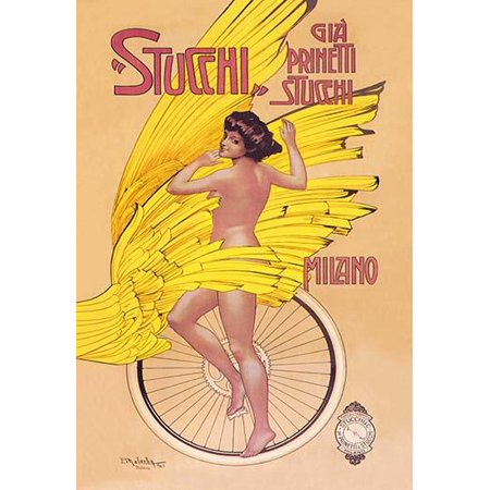 Prinetti & Stucchi was an Italian maker of sewing machines bicycles and motorized vehicles established in Milan in 1883  In 1901 the company was renamed Stucchi & Co when Giulio Prinetti left to becom (When Was Halloween Established)