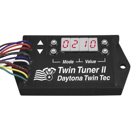 Daytona Twin Tec Twin Tuner II Fuel Injection and Ignition Controller   36 Pin Delphi EFI (Best Efi Live Tuner For Lb7)