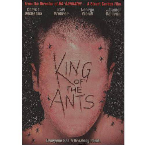 King Of The Ants (Steelbook Packaging) (Widescreen)