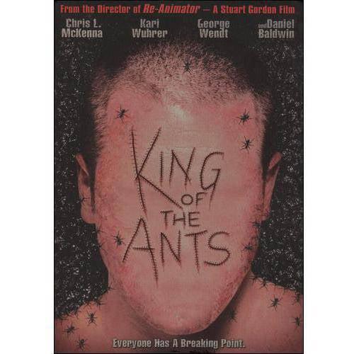 King Of The Ants (Steelbook Packaging) (Widescreen)