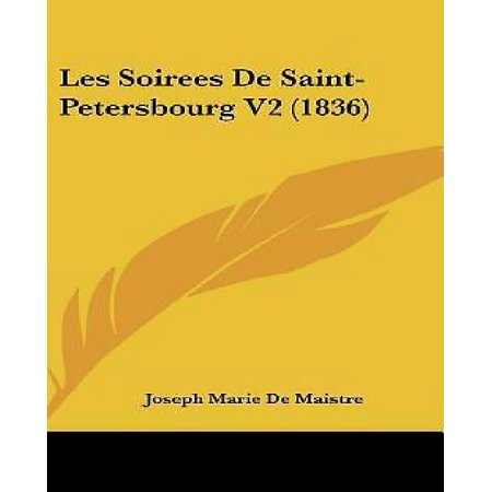 Les Soirees Bridal - Les Soirees de Saint-Petersbourg V2 (1836)