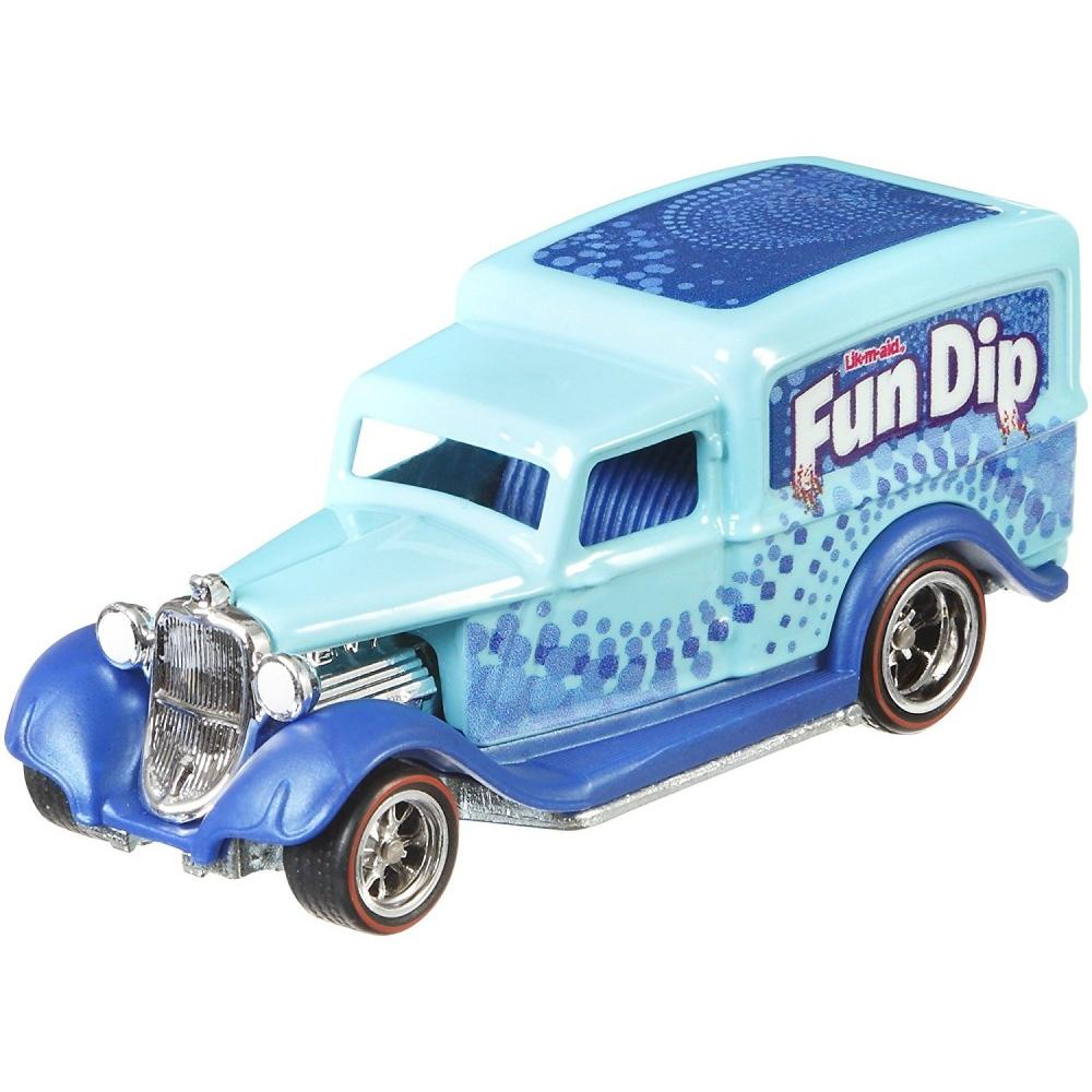 Hot Wheels Fun Dip 34 Dodge Delivery Vehicle