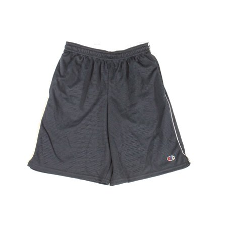 Champion Authentic 84461 Authentic Men Circuit Mesh Shorts - Small, Navy