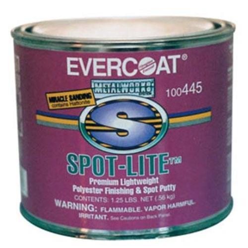 Fibreglass Evercoat FIB-7516 Spot Clearcoat, Quart