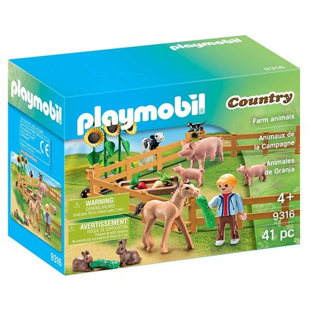 Playmobil Country Farm Animals 9316 (for Kids 4 &