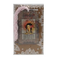 Burn Brightly Glitter Gift Tag 6 Pack