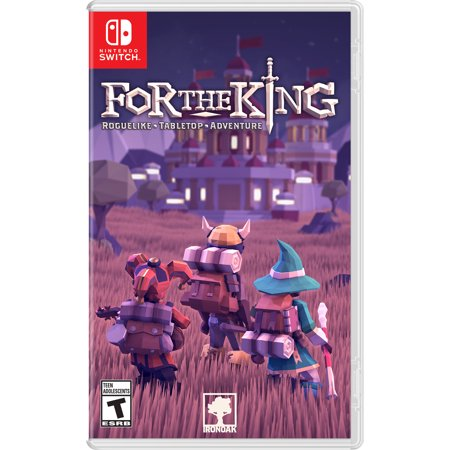 For the King, Merge Games, Nintendo Switch,