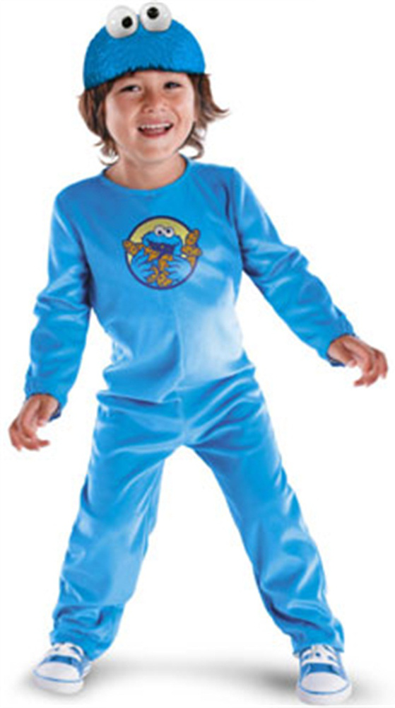 Sesame Street Cookie Monster Toddler Costume by Disguise Costumes