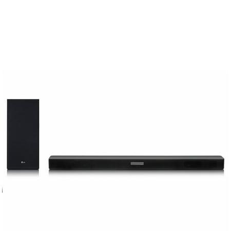 LG 2 1 Channel 360W Hi-Res Audio Soundbar with DTS Virtual:X - SK5Y