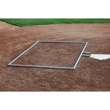 ProCage 4' x 6' Baseball Batter's Box Template