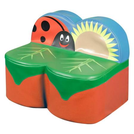 Kalokids Ladybug Seat Sofa