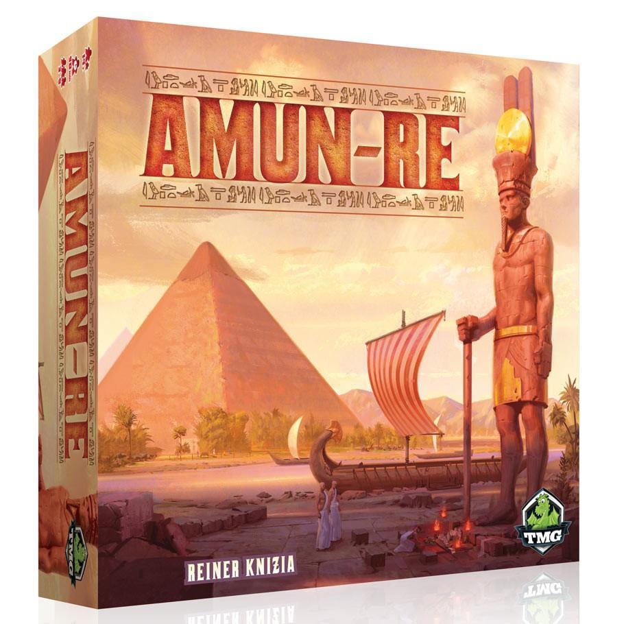 Amun Re Board Game by Tasty Minstrel Games