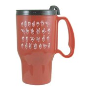 Harris Communications N560 ABC Red Travel Mug
