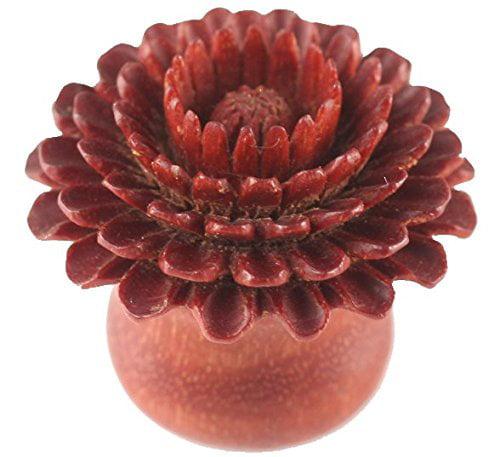 """Chrysanthemum WildKlass Plugs (Sold as Pairs) (9/16"""")"""