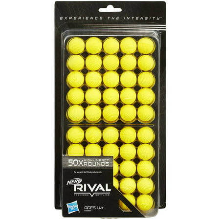 Ner Rival 50 Round Refill
