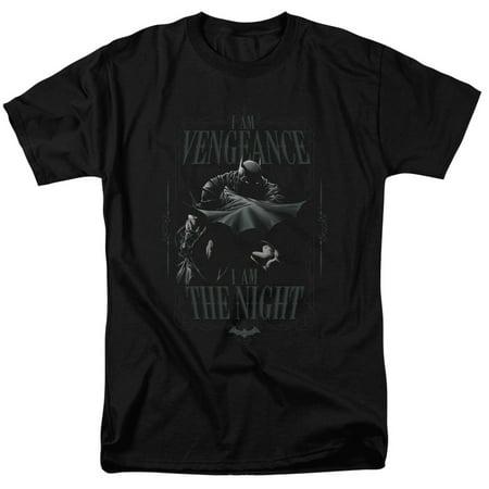 Nfl Am Crew Halloween (Batman - I Am - Short Sleeve Shirt -)
