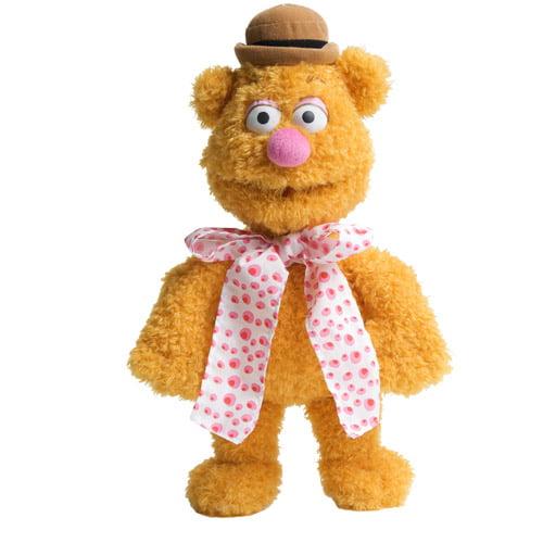Muppets Fozzie Medium Classic Plush Toy