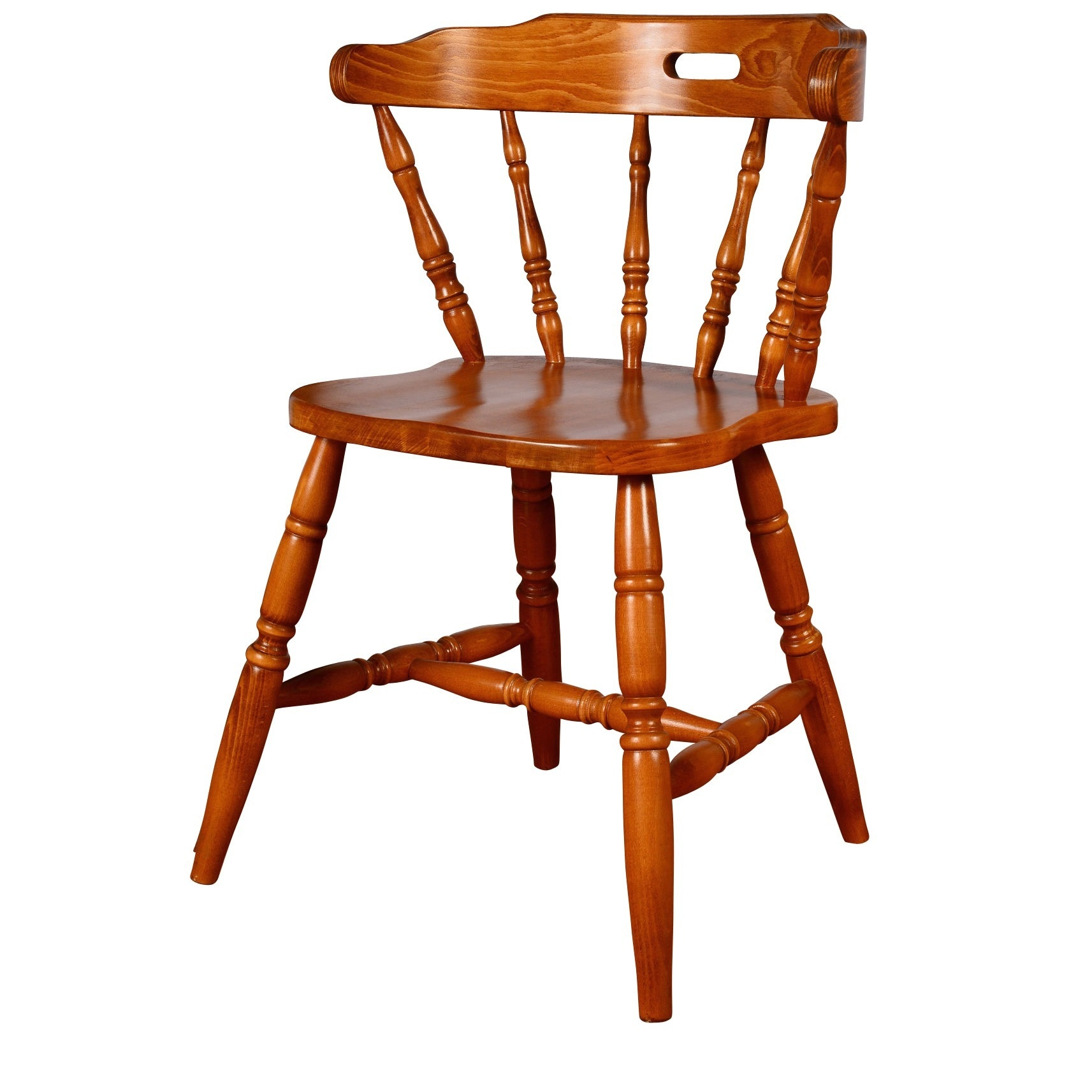 Beechwood Mountain LLC Colonial Side Chairs (Set of 2) by Overstock