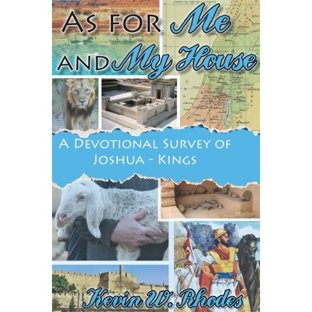 As For Me and My House - eBook (As For Me And My House Bible Verse)