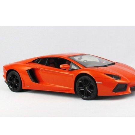 10  1 14 Lamborghini Aventador Lp700 Orange R C Radio Control Car  Gift Idea  Rc Car R C Car Radio Controlled Car